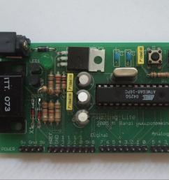 arduino s first prototype wiring lite [ 1999 x 1500 Pixel ]