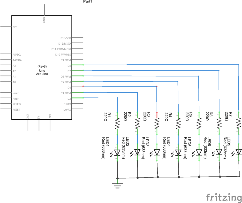 medium resolution of schematic knight rider