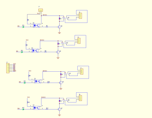 small resolution of i found this schematic online for the module at control4 home automatic experts