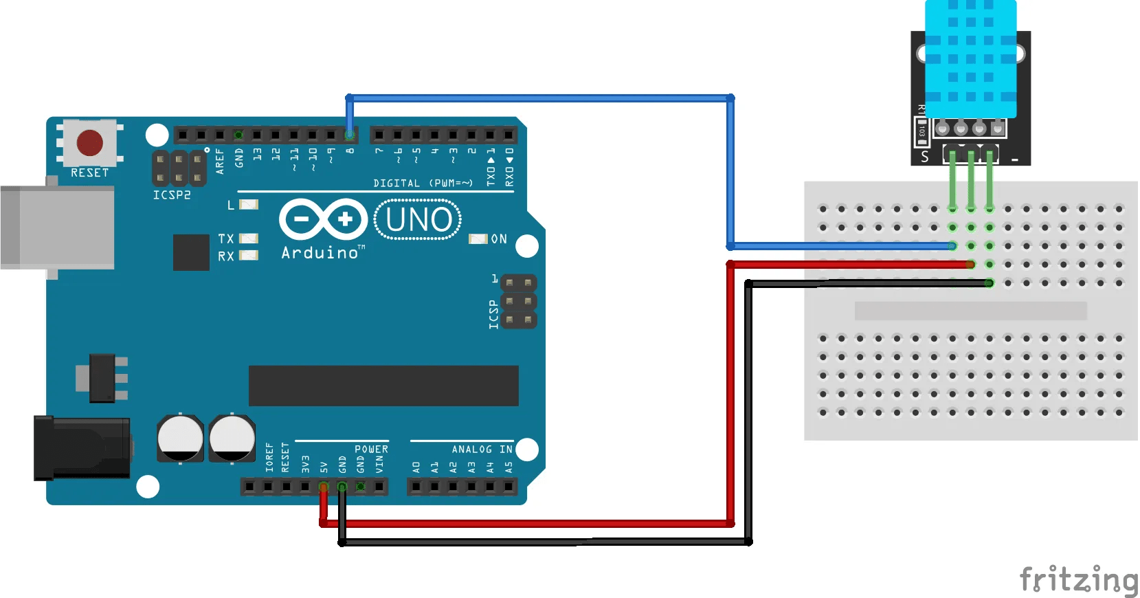 hight resolution of temperature and humidity sensor ky 022 arduino connection diagram click to enlarge