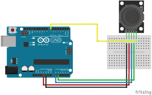 small resolution of arduino ky 023 connection diagram