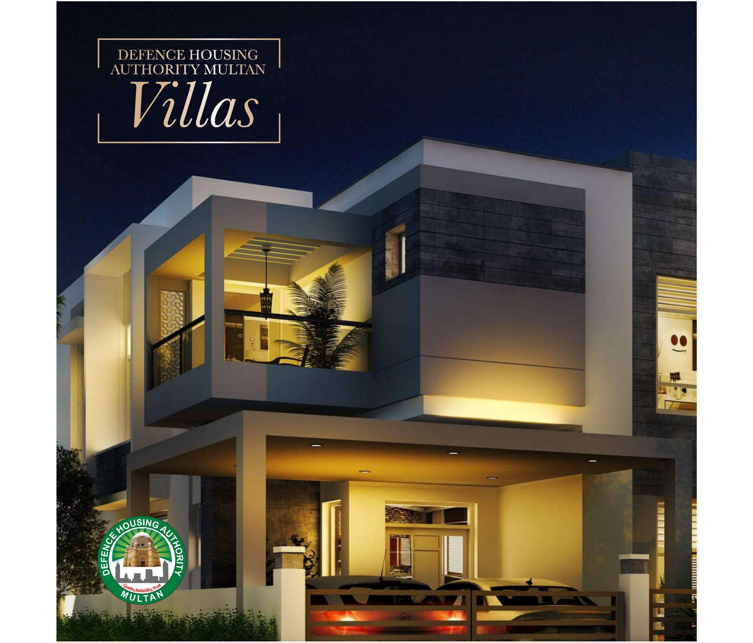 12 Marla Villa (5 Bedrooms) in DHA