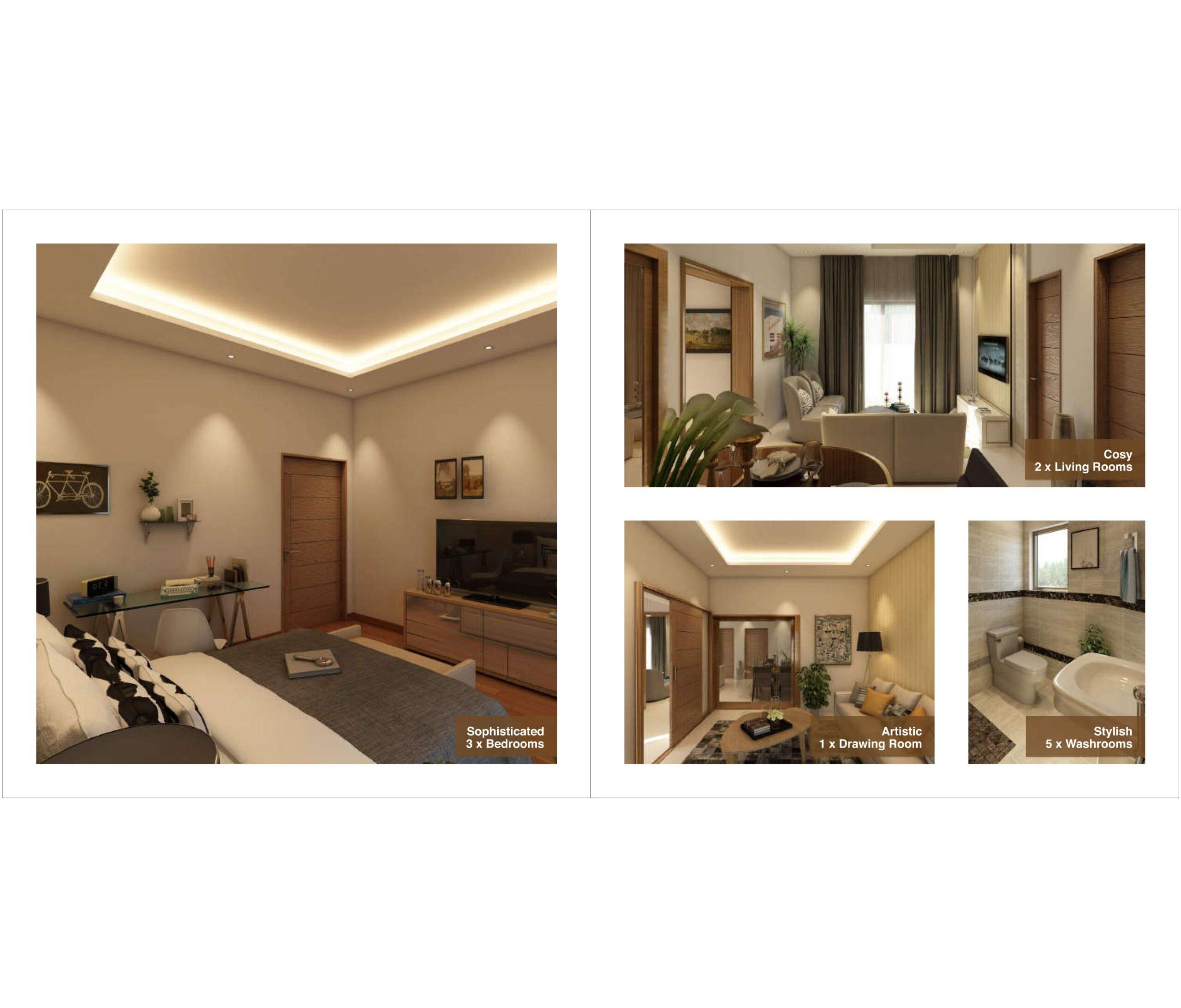6 Marla Villa for Sale in DHA Multan