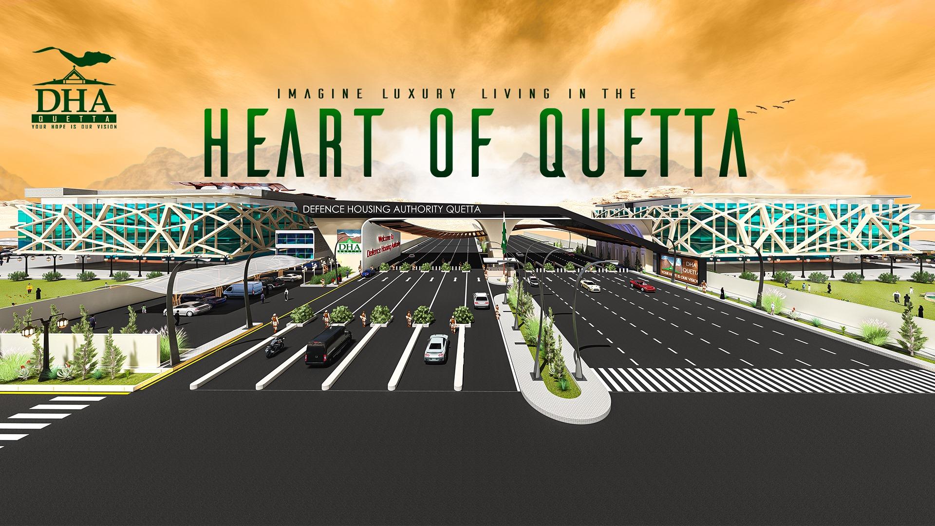 DHA Quetta (Ammar Real Estate Multan +)