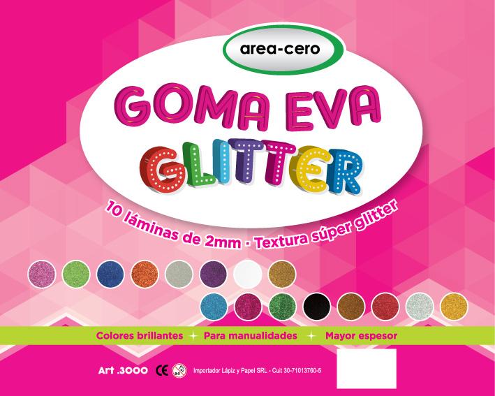 74d6de5266e Goma Eva 3000 - AREA CERO
