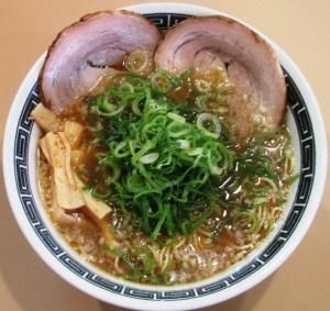 てっぺん麺