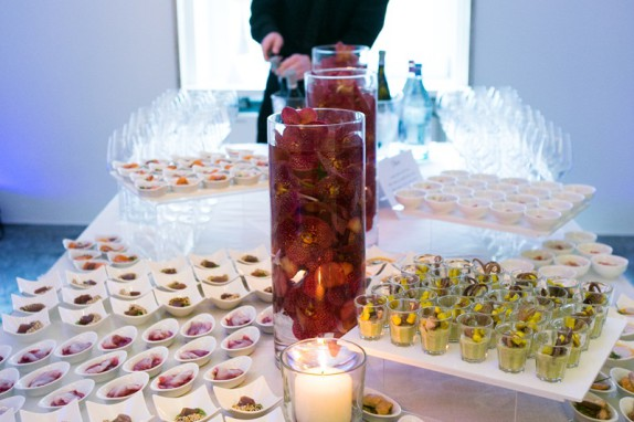 Le Gourmet Catering  AREA Events