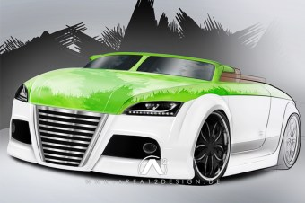 Audi TT Cabriolet Concept