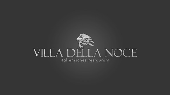 Villa Della Noce Logogestaltung