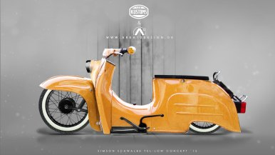 Simson Schwalbe Yel-Low Concept
