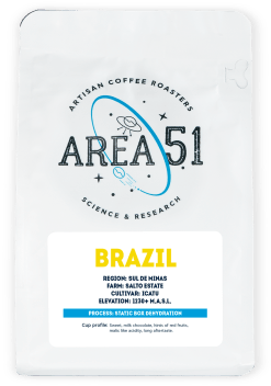 Area 51 Coffee - BRAZIL
