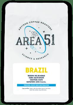 Area 51 Coffee - BRAZIL