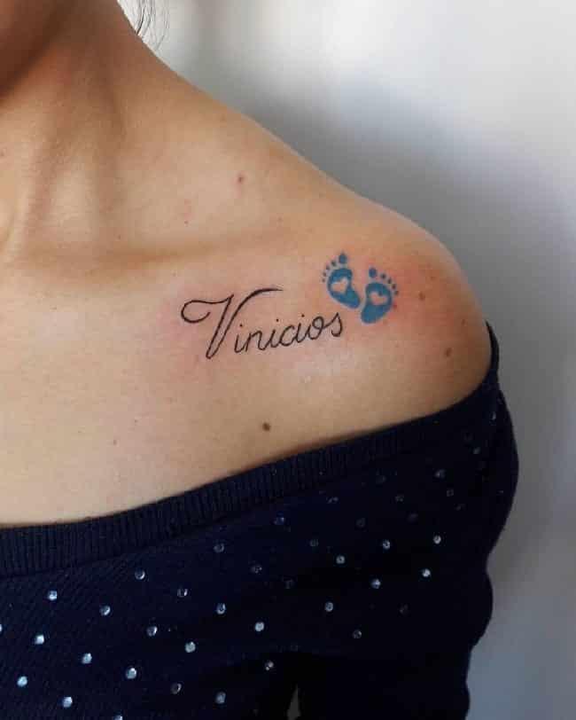 Tatuagens Femininas No Ombro Fe