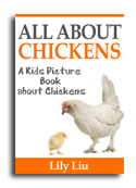 Chickens book cover small