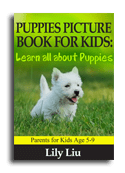 Puppies book cover small