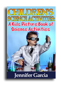 Science Activities book cover small