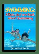 Swimming book cover small