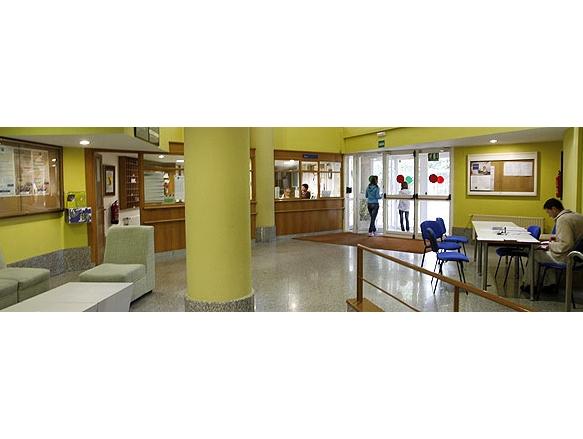Residencia Universitaria Burgo das Nacins  AreaEstudiantis