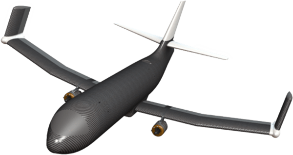 PTERA Spanwise Adaptive Wing Project Unveiled