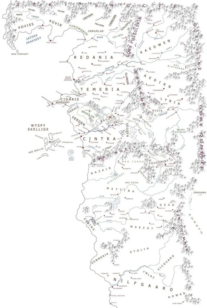 The Witcher (Netflix): te explicamos sus localizaciones
