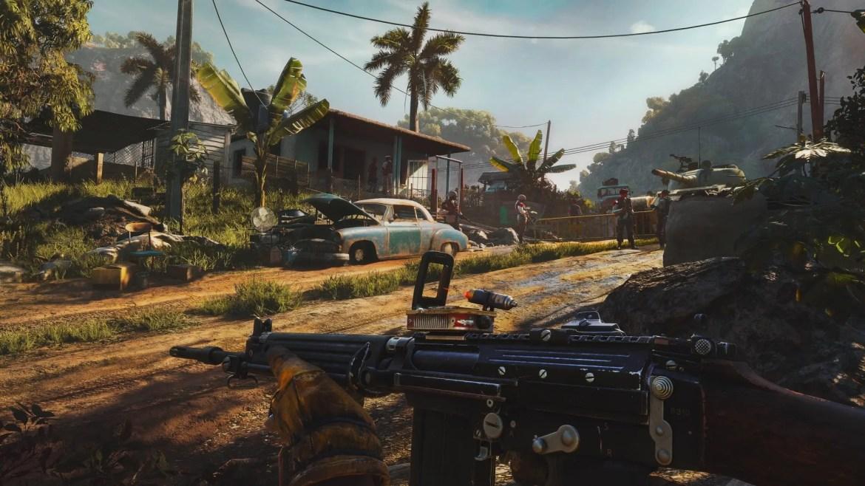 Far Cry 6 deja ver cómo será su gameplay en una nueva galería de imágenes