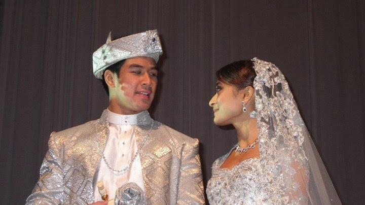 Gambar Dan Video Perkahwinan Nur Nadia SM Nasimudin Anak