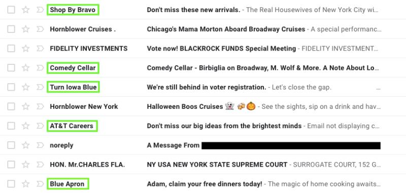 GmailSpam