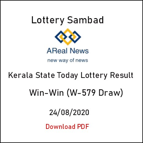 Kerala Win-Win W-579 Draw