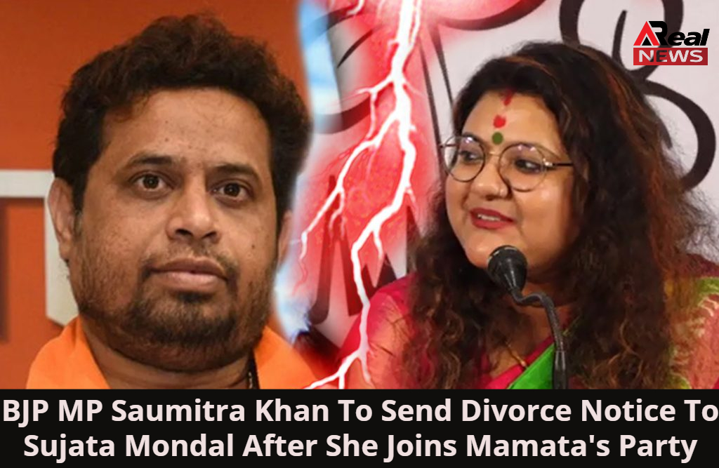 Saumitra Khan To Send Divorce Notice To Sujata Mondal
