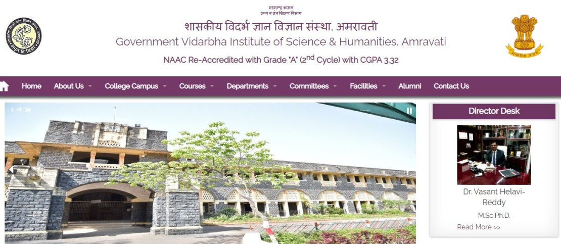 Government Vidarbha Institute of Science