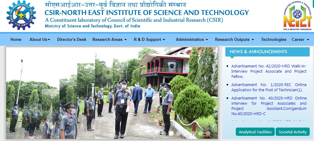CSIR North East Institute of Science and Technology