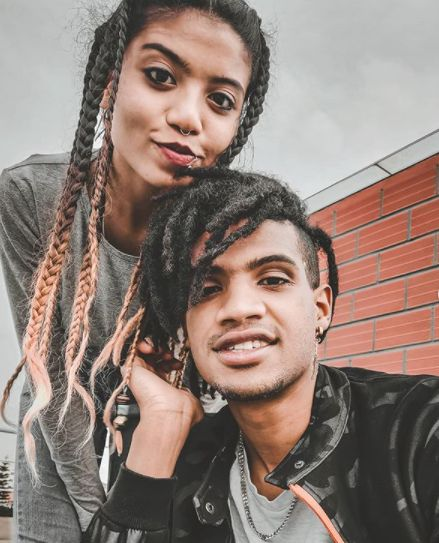 Michael Ajay Girlfriend Sneha Roy