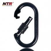 ntr-oval-quick-release-carabiner-screw-safety-lock-black-3