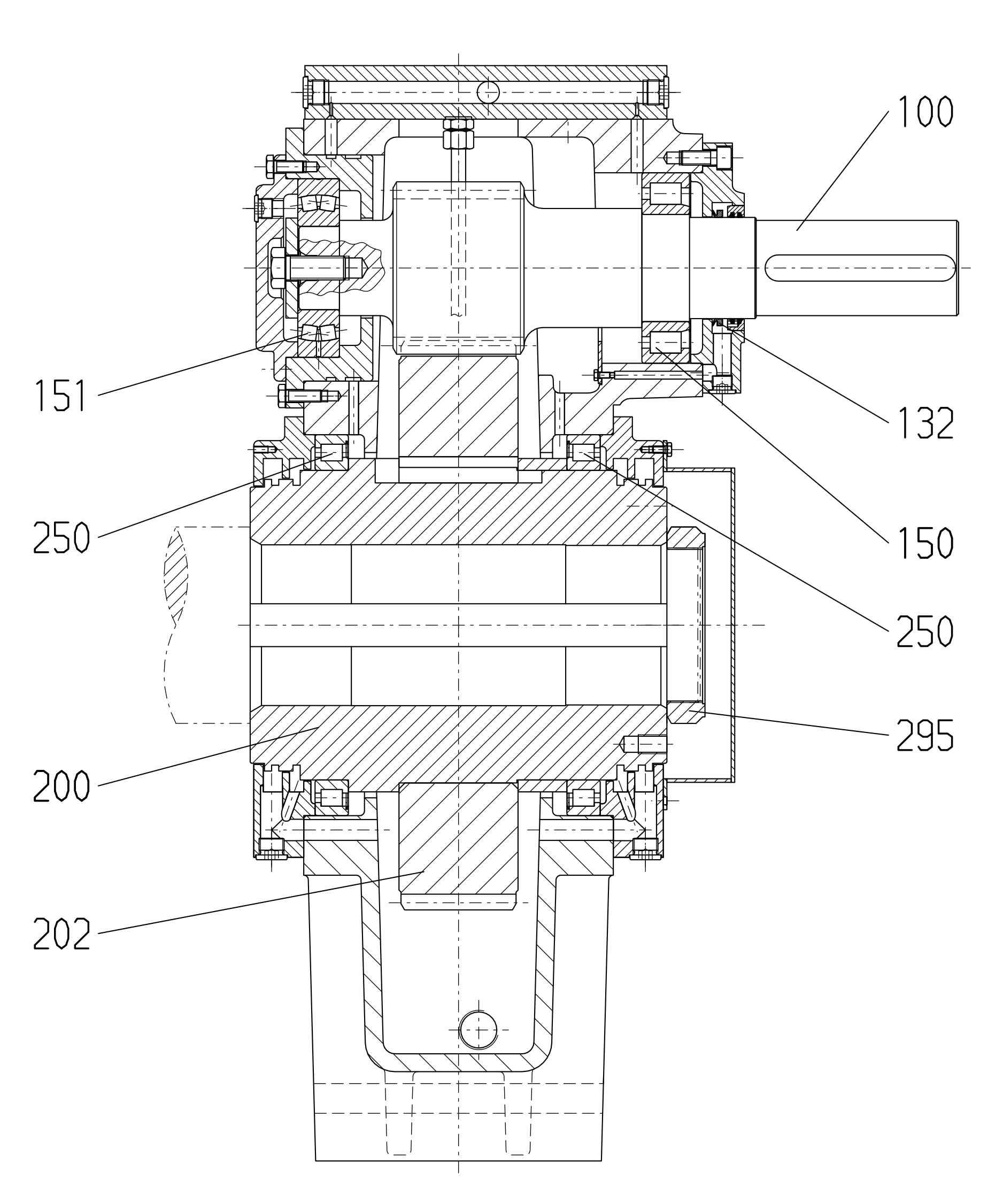 Taller Mecánico: Reparación de un reductor Flender de eje