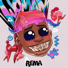 Rema Woman artwork