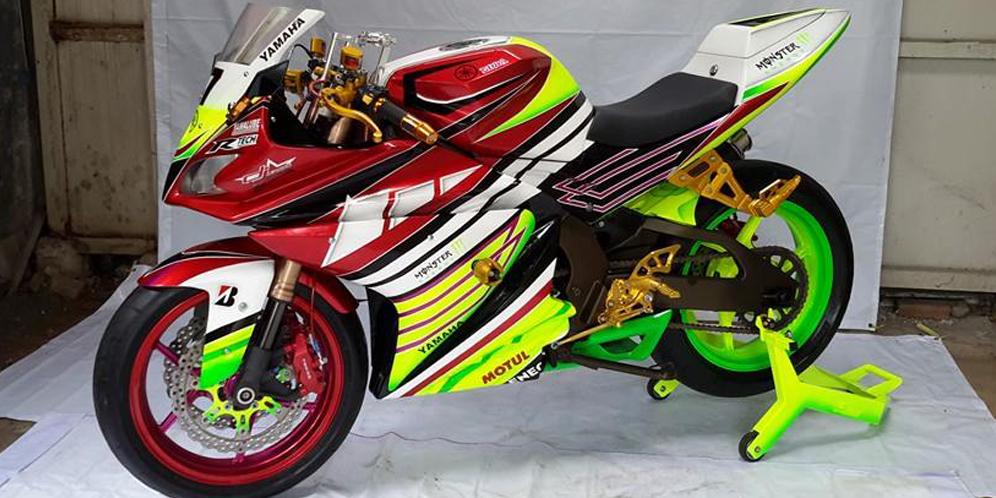 Motor Modifikasi Terkini Motor Sport Modifikasi Keren