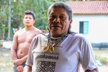 Aldeia Guarani, AracruZ - ES, Brasil. 2016. Intercâmbio na Região Norte.