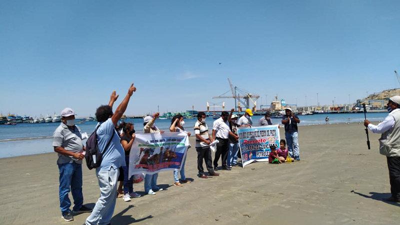 Pesca sim, petróleo não!