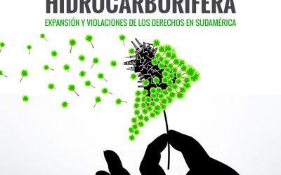 """Lançamento do livro """"Frontera Hidrocarburífera"""""""