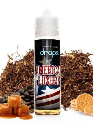 AMERICAN LUXURY DROPS ELIQUIDS 50ML