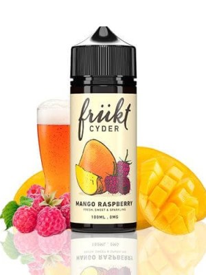 MANGO RASPBERRY FRUKT CYDER TPD 100ML 0MG