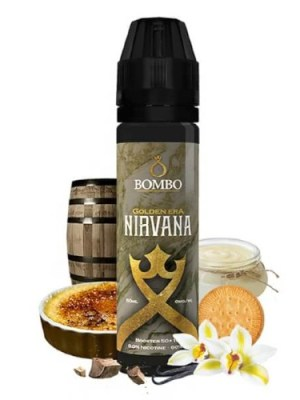 NIRVANA GOLDEN ERA BOMBO ELIQUIDS 50ML