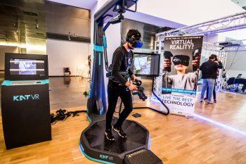 En octubre, la realidad virtual y aumentada nos visitan…
