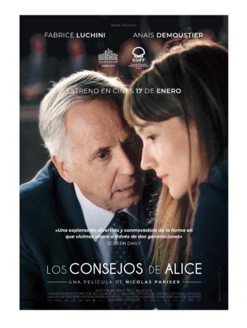 LOS CONSEJOS DE ALICE (La frontera de las ideas)