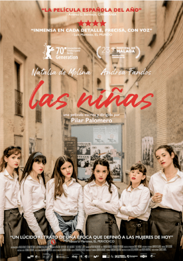 LAS NIÑAS (Presentes imperfectos)
