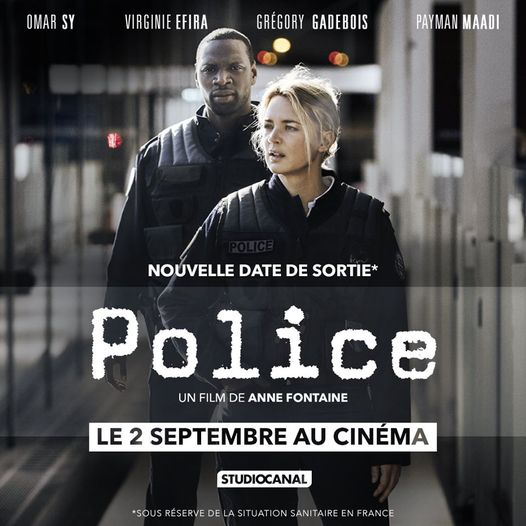 POLICE (Sospechosamente  humanos)
