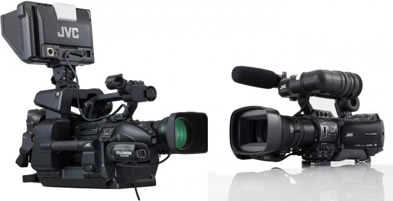 JVC presenta en Broadcast 2014 su sistema de producción móvil de noticias con conectividad 4G