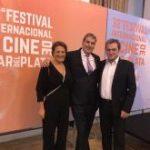 DIO COMIENZO EL SUPER MARKET OF FILM EN MAR DEL PLATA