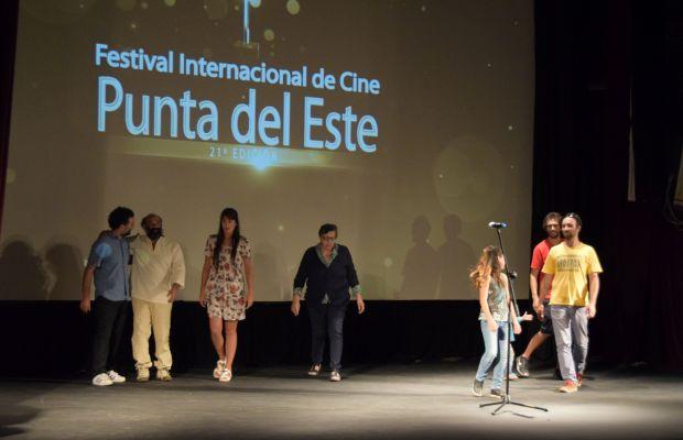 EL FESTIVAL DE PUNTA DEL ESTE PREMIÓ A FILM COLOMBIANO