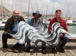 La película '¡Oh mammy blue!' se alza con la Tesela de Oro del 15º Festival de Cine de Alicante
